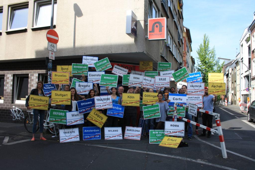 TTIP & Flucht: Für Einsteiger_innen